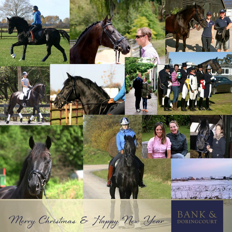 Merry Christmas from Bank and Doringcourt.